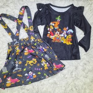 NEW Disney Halloween Outfit